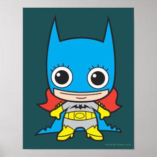 小型Batgirl ポスター