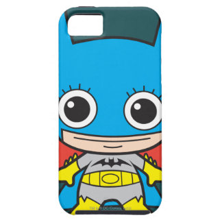 小型Batgirl iPhone SE/5/5s ケース
