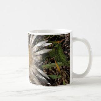 小型Carlineアザミ コーヒーマグカップ