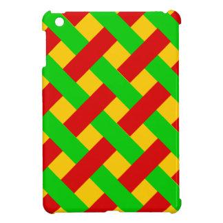 小型iPadのための編まれたラスタパターン iPad Miniカバー