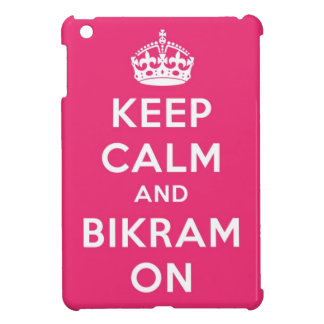 小型iPadの場合の平静そしてBikramを保って下さい iPad Miniケース