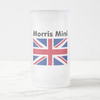 小型Morris フロストグラスビールジョッキ