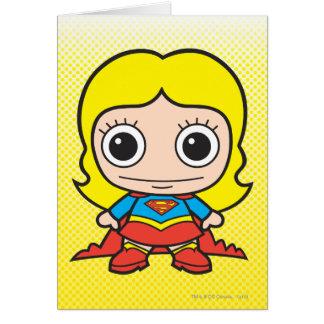 小型Supergirl カード