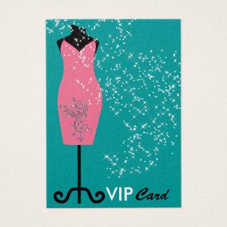 小売りのファッション/裁縫/裁縫婦VIPカード- S 名刺
