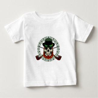 小妖精のスカルの乳児のティー ベビーTシャツ