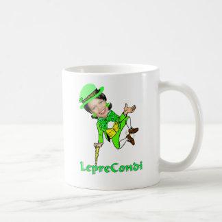 小妖精のCondoleezzaのマグ コーヒーマグカップ