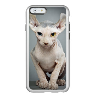 小妖精や小人のスフィンクス猫の写真のイメージ INCIPIO FEATHER SHINE iPhone 6ケース