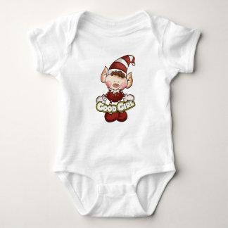 小妖精や小人のベビー-よい女の子のベビーの体 ベビーボディスーツ