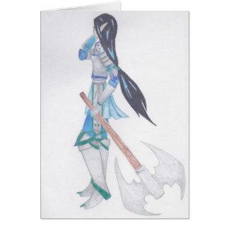小妖精や小人の戦士 カード