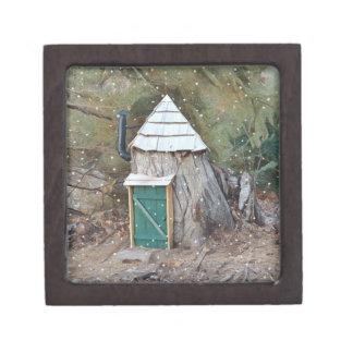 小妖精や小人の村 ギフトボックス