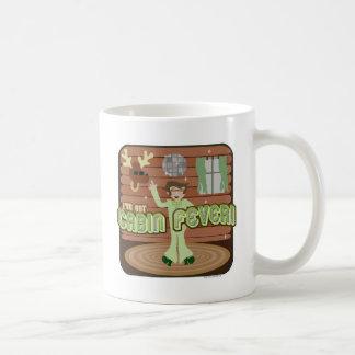 小屋の熱! コーヒーマグカップ