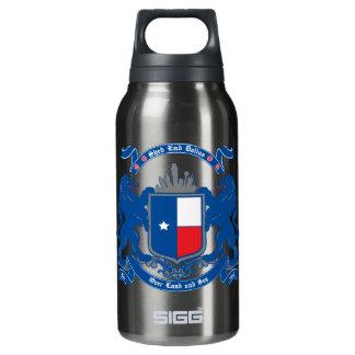 小屋の端ダラスの熱いですか冷水のボトル 断熱ウォーターボトル