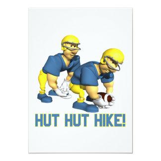 小屋小屋のハイキング カード