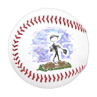 小山の取得 野球ボール
