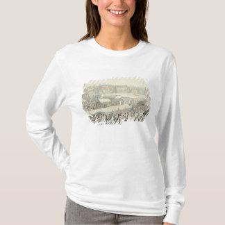 小川の緑市 Tシャツ