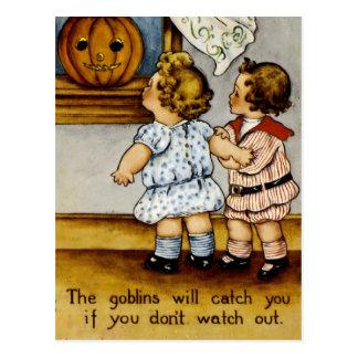 小悪魔はつかまえます! ポストカード