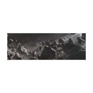 小惑星帯 キャンバスプリント