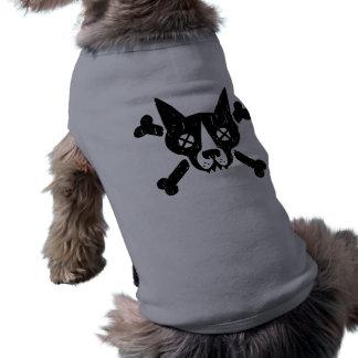 小犬の骨 ペット服