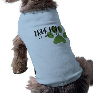 小犬のTシャツ ペット服