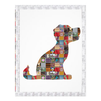 小犬は愛水晶石造りの宝石NVN476のおもしろいをからかいます レターヘッド