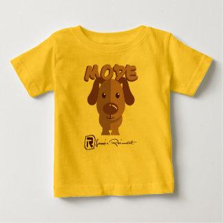 小犬 ベビーTシャツ