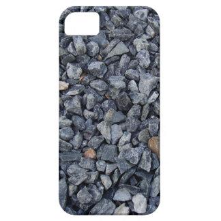 小石の石の石の産業素朴でシックな写真 iPhone SE/5/5s ケース