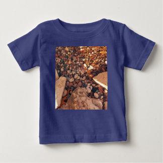 小石の道 ベビーTシャツ