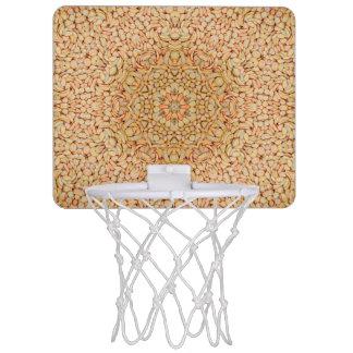 小石は小型    バスケットボールのゴールを模造します ミニバスケットボールゴール