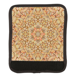 小石パターンラゲージハンドルラップ スーツケース ハンドルラップ