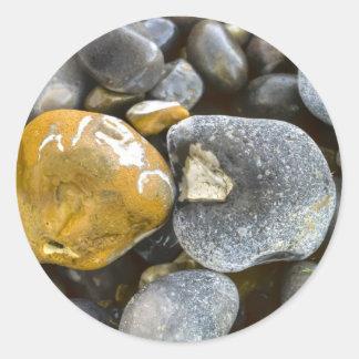 小石異様な1 ラウンドシール