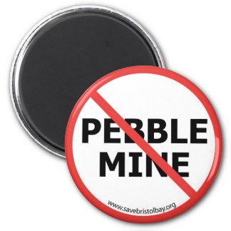小石鉱山の磁石無し マグネット