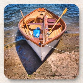 小舟のコースター コースター