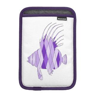 小舟の魚 iPad MINIスリーブ