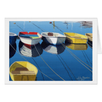 小舟 カード