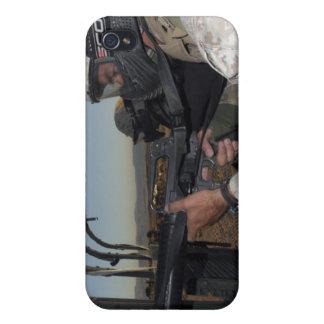 小銃手は警報を保ちます iPhone 4/4Sケース
