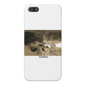 小銃手 iPhone 5 カバー