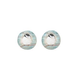 小鳥の《鳥》アメリカゴガラ音楽 ピアス