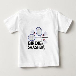 小鳥のSmasher ベビーTシャツ