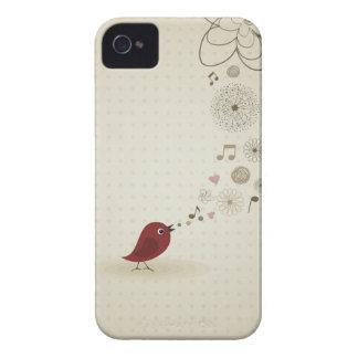 小鳥は歌います Case-Mate iPhone 4 ケース