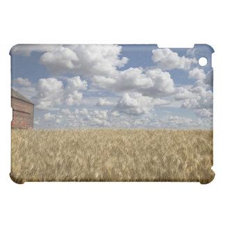 小麦畑2の古い納屋 iPad MINI CASE