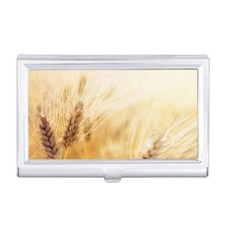 小麦畑 名刺入れ