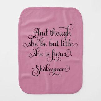 少しある彼女は激しいです。 シェークスピア バープクロス