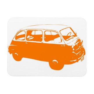 少しオレンジバス マグネット