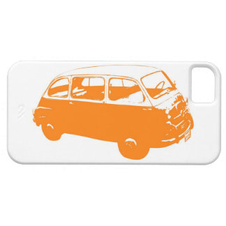 少しオレンジバス iPhone SE/5/5s ケース