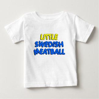 少しスウェーデンミートボール ベビーTシャツ