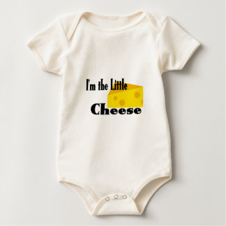 少しチーズ ベビーボディスーツ