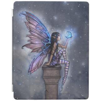少しブルームーンの妖精のファンタジーの芸術 iPadスマートカバー