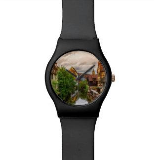 少しベニス、小柄いVenise、コルマールで、フランス 腕時計