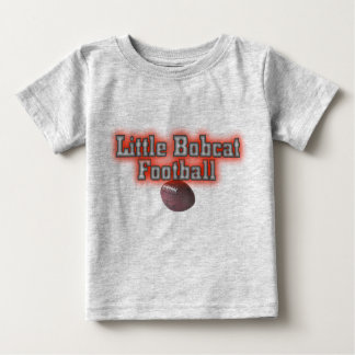 少しボブキャットのフットボール… ブライス ベビーTシャツ