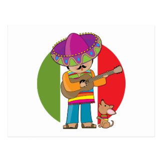 少しメキシコ ポストカード